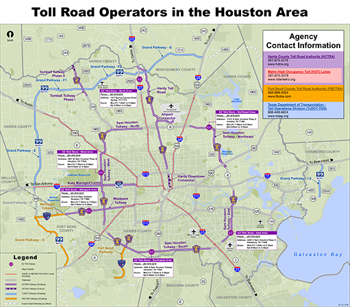 HCTRA — Harris County Toll Road Authority on harris county road map, katy tollway, fry rd to 290 map, katy freeway toll road, bissonnet and 59 south map, 99 tollway map, katy railroad map, 10 freeway map, katy park map,