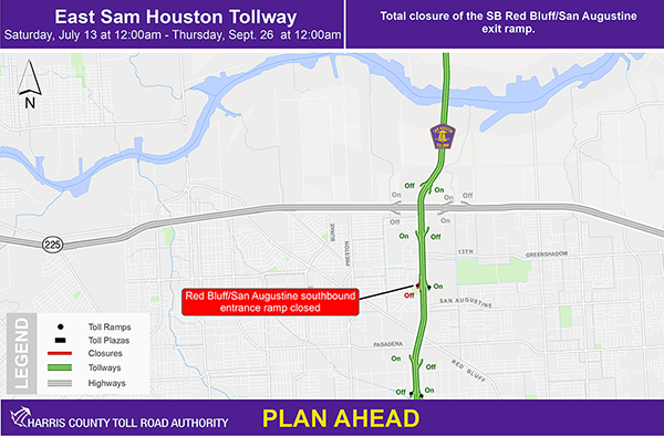 HCTRA — Harris County Toll Road Authority